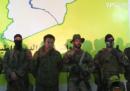 Gli stranieri che combattono contro l'ISIS
