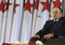 Il presidente algerino Abdelaziz Bouteflika si dimetterà