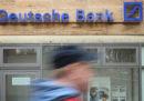 Deutsche Bank, la più grande banca d'Europa, ridurrà di un quinto la sua forza lavoro