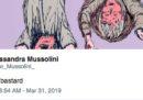 Alessandra Mussolini ha litigato con Jim Carrey