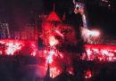 I droni che hanno aiutato a salvare Notre-Dame