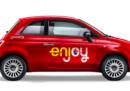 Il servizio di car sharing Enjoy non sarà più disponibile a Catania dal prossimo 20 maggio