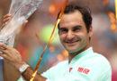 Roger Federer ha detto che parteciperà agli Internazionali d'Italia