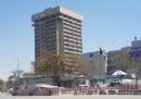 È in corso un attacco contro il ministero della Comunicazione afghano, a Kabul