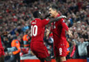 Il Liverpool ha battuto il Porto 2-0 nell'andata dei quarti di Champions League