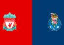 Liverpool-Porto in TV e in streaming