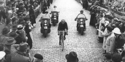 Il primo italiano a vincere il Giro delle Fiandre