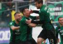 Il Pordenone è stato promosso in Serie B per la prima volta in 99 anni