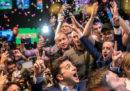 Volodymyr Zelensky è il nuovo presidente dell'Ucraina