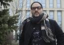 Il regista russo Kirill Serebrennikov, famoso per
