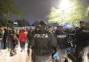 Le violente proteste di Torre Maura contro i rom