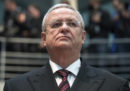 Martin Winterkorn, CEO di Volkswagen al tempo dello scandalo sulle emissioni dei motori diesel, è accusato di truffa in Germania