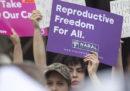 La dura legge contro l'aborto in Georgia