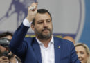 Due frasi di Matteo Salvini sabato a Milano