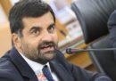 La Guardia di Finanza ha perquisito l'abitazione di Luca Palamara, ex presidente dell'Associazione Nazionale Magistrati, indagato per corruzione