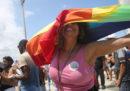 Il doodle di Google in onore del Gay Pride