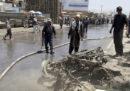 Almeno quattro persone sono morte nell'esplosione di un'autobomba a Kabul, in Afghanistan
