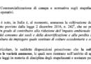 Il ministero dell'Interno ha pubblicato una direttiva che contiene indirizzi operativi su «commercializzazione di canapa e normativa sugli stupefacenti»