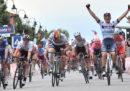 Damiano Cima ha vinto la 18ª tappa del Giro d'Italia