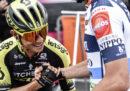 Esteban Chaves ha vinto la 19ª tappa del Giro d'Italia, Richard Carapaz rimane in maglia rosa