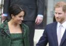 È nato il figlio del principe Harry e di Meghan Markle