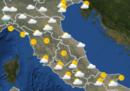Le previsioni meteo per domani, sabato 25 maggio