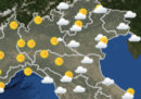 Meteo: le previsioni del tempo per lunedì 6 maggio