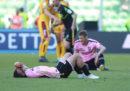 Il Tribunale Federale ha retrocesso il Palermo in Serie C