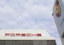 Porsche è stata multata per 535 milioni di euro per il caso delle emissioni truccate