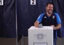 I primi risultati delle elezioni europee