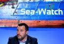 Alcuni passeggeri della Sea Watch 3 si sono rivolti alla Corte europea dei diritti dell'uomo di Strasburgo per chiedere di sbarcare