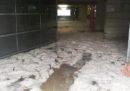 I danni del maltempo nel Nord Italia