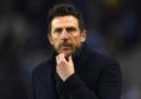 Eusebio Di Francesco è il nuovo allenatore della Sampdoria