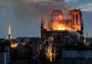 Gli investigatori dell'incendio di Notre-Dame non hanno trovato prove di un'eventuale origine «criminale» dell'incendio