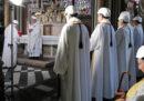 La prima messa a Notre-Dame dopo il grande incendio