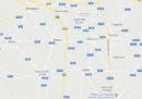 Un furgone portavalori è stato rapinato sulla A14 vicino a Bari