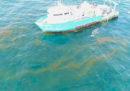 La perdita di petrolio nel Golfo del Messico che dura da 14 anni