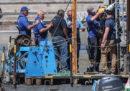Nel Danubio è stato trovato un corpo che potrebbe appartenere a una delle persone coinvolte nel naufragio di mercoledì a Budapest