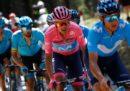 L'ecuadoriano Richard Carapaz è a un passo dalla vittoria del Giro d'Italia