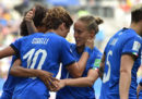 Italia-Brasile ai Mondiali femminili