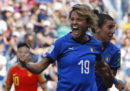 L'Italia si è qualificata ai quarti di finale dei Mondiali femminili