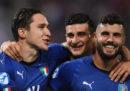 La Nazionale Under 21 ha battuto la Spagna nella prima partita degli Europei di calcio