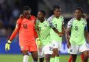 Mondiali femminili, le classifiche della fase a gironi