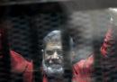 L'ex presidente egiziano Mohamed Morsi è stato sepolto al Cairo