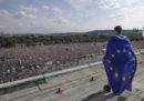 Le foto delle grandi proteste a Praga contro il primo ministro ceco Andrej Babiš