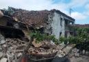 Sabato ci sono stati alcuni terremoti in Albania, il più forte di magnitudo 4.9