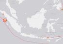 C'è stato un terremoto di magnitudo 5.8 a Sumatra, in Indonesia