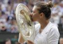 Simona Halep ha vinto Wimbledon