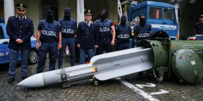 Missile Salvini