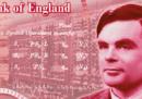Lo scienziato Alan Turing apparirà sulle nuove banconote da 50 sterline nel Regno Unito